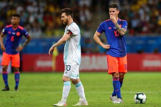 克雷斯波:梅西和阿圭罗同时始发也许会打破均衡