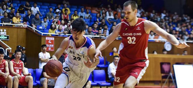 NBL第十六轮:梅奥25 5,湖南客场战胜贵州