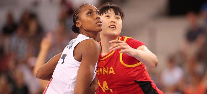 遭三分绝杀,中国女篮欧洲拉练不敌法国