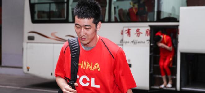 中国男篮首批裁员:任骏飞、刘志轩和张镇麟离队