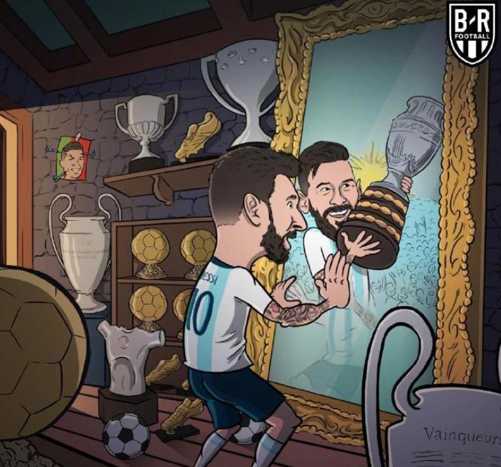 詹俊:现在的阿根廷像紧密合作、没过多依赖梅西的整体