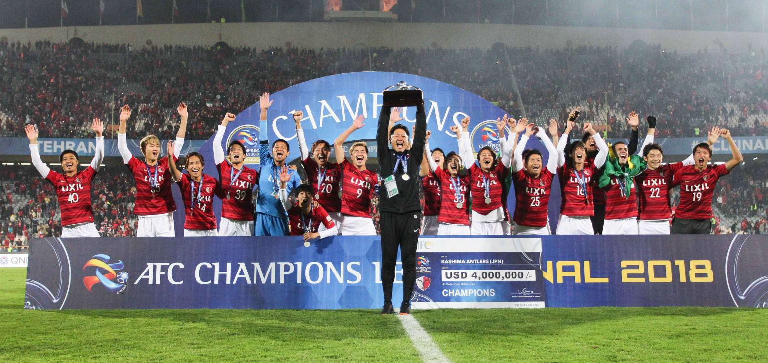 官方:亚冠1/4决赛明日下午4点抽签