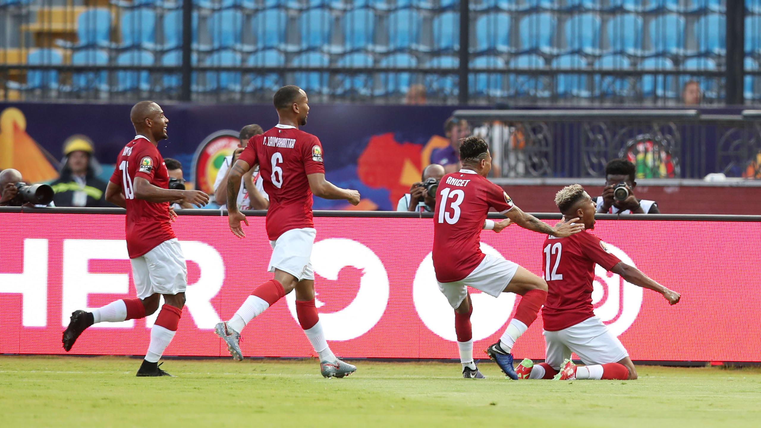 2-0完胜尼日利亚,非洲杯新军马达加斯加头名出线