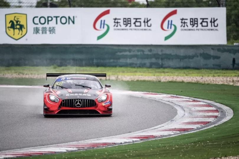 China GT上海站:梅赛德斯黑鹰统治比赛