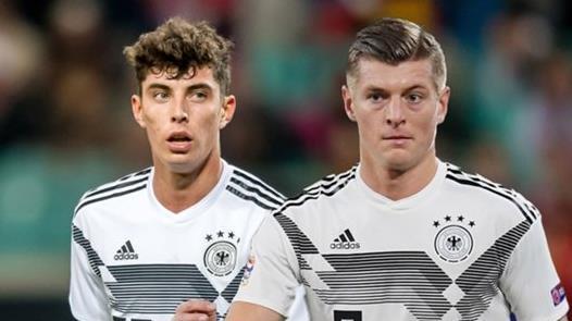 克罗斯:哈弗茨有出国实力,德国足球在西班牙受认可