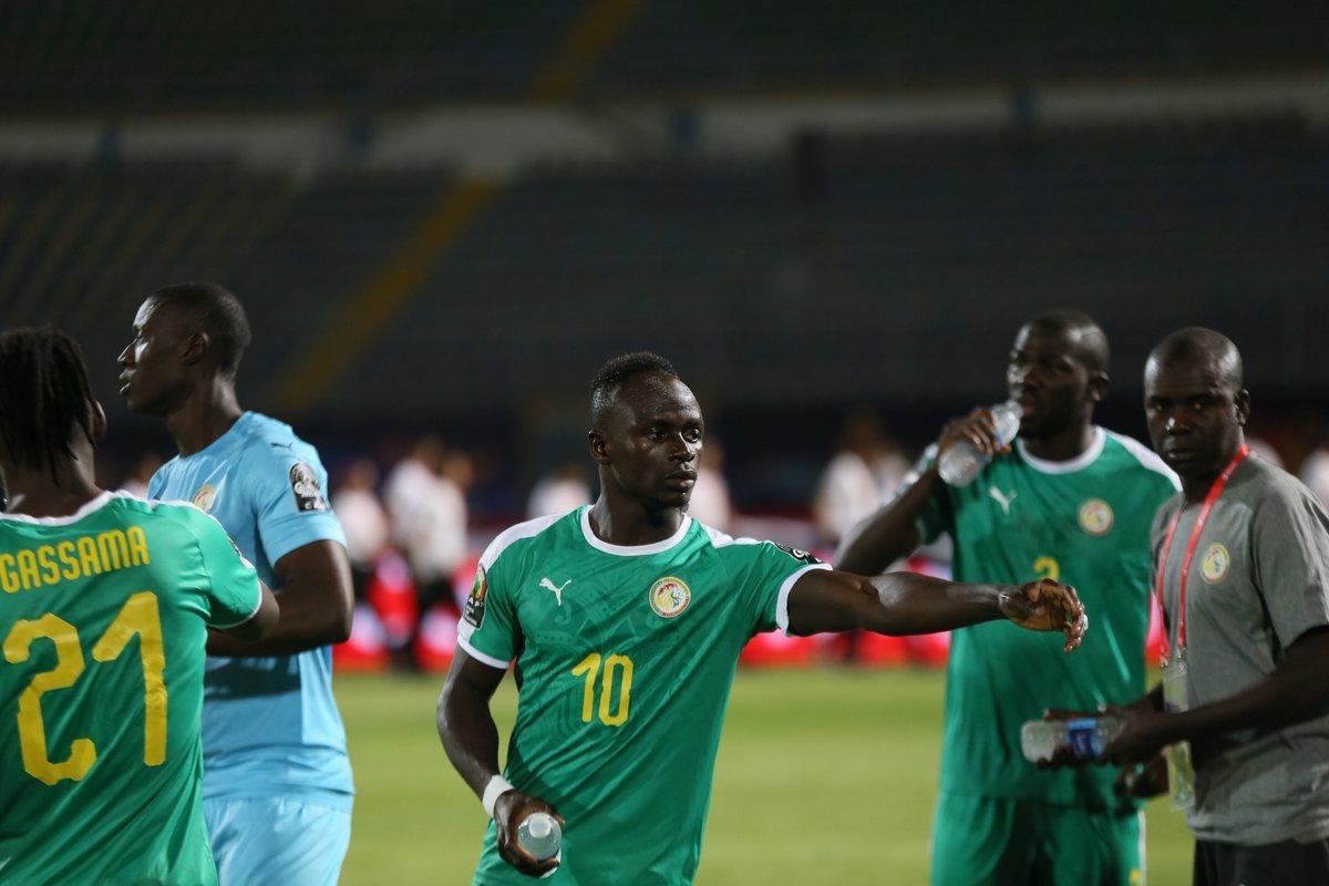 马内失点后双响,塞内加尔3-0肯尼亚进非洲杯淘汰赛