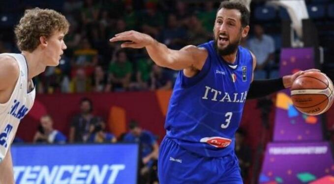 意大利男篮公布世界杯初选大名单