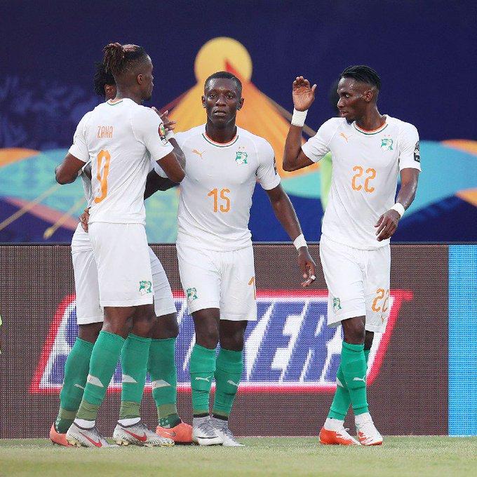 扎哈破门凯西3送助攻,科特迪瓦大胜晋级非洲杯淘汰赛