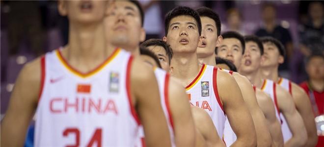国青男篮将在下一场比赛中对阵拉脱维亚