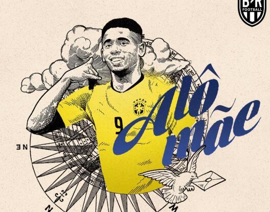 首开纪录!热苏斯进球,巴西1-0阿根廷