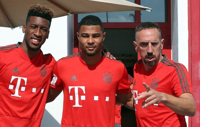 里贝里:拜仁新赛季只有科曼和格纳布里是不够的