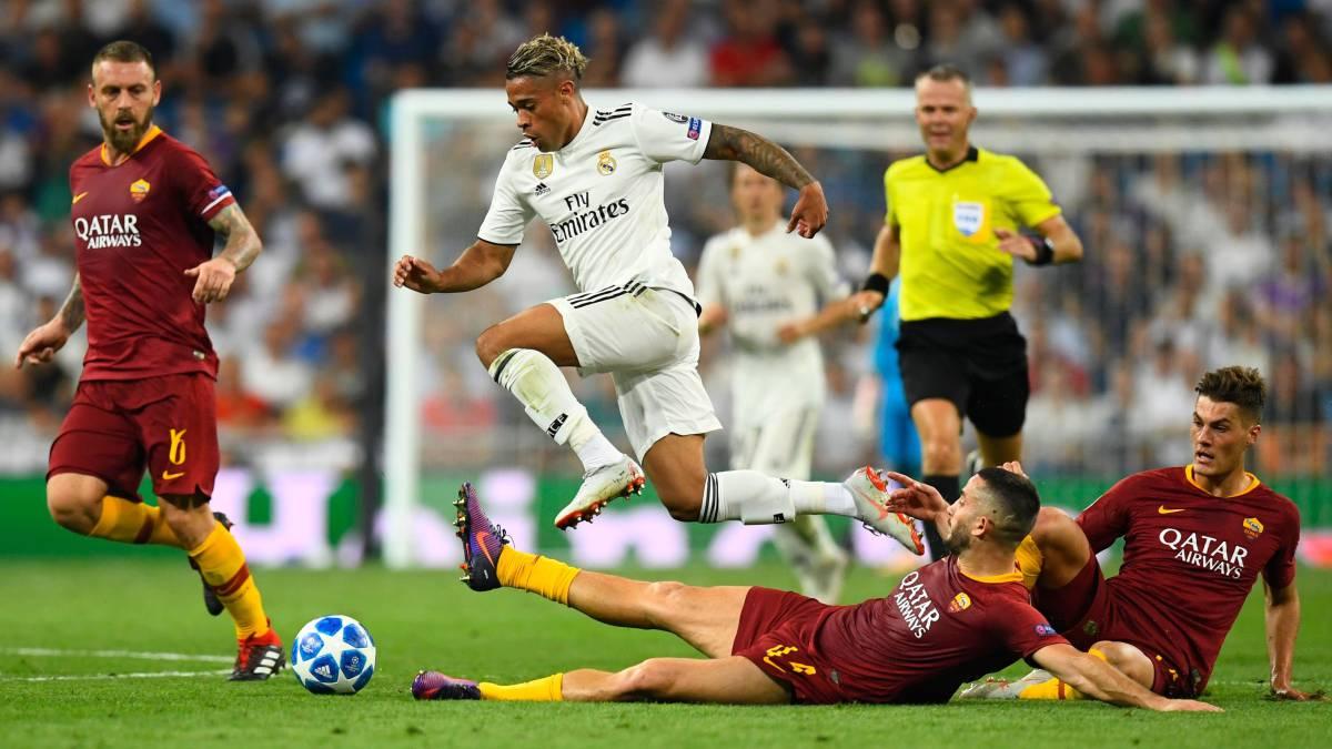 阿斯:罗马、热刺有意马里亚诺,皇马希望直接出售球员