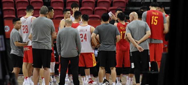 篮协出面协调, 美方为中国男篮提供最优训练环境及条件