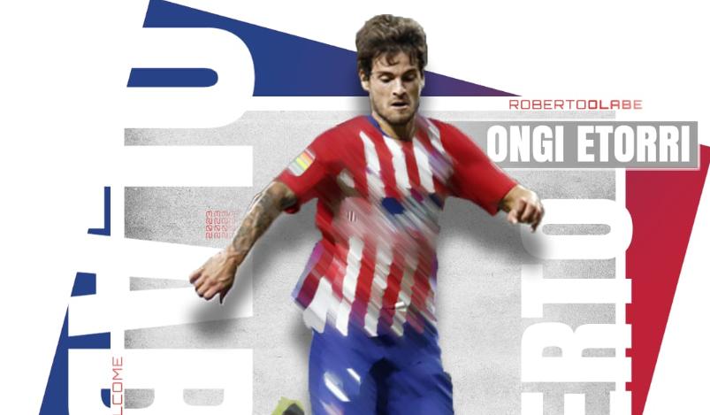 官方:埃瓦尔从马竞签下中场球员小奥拉维