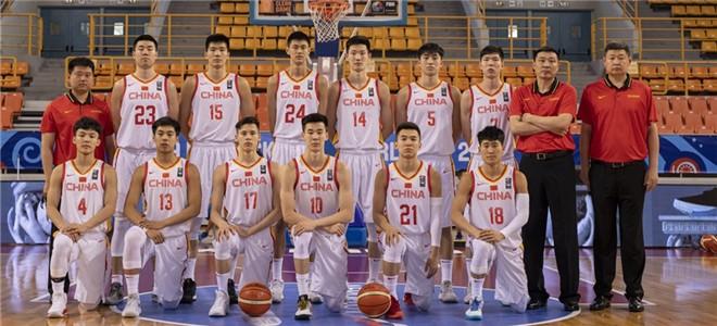 国青男篮U19世界杯垫底,创队史最差战绩