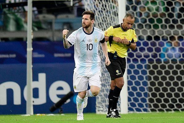 福克斯体育:欧足联邀请阿根廷队,或可参加国家联赛