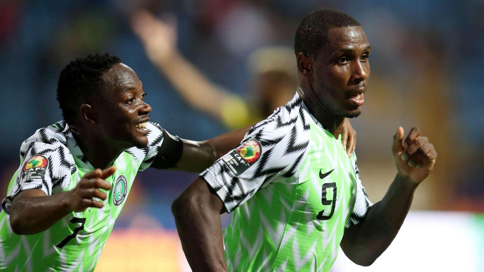 伊哈洛谈双响:谁进球不重要,帮助尼日利亚赢球最重要