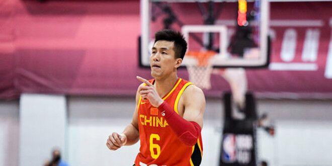 中国男篮将于7月份与喀麦隆男篮进行2场热身赛
