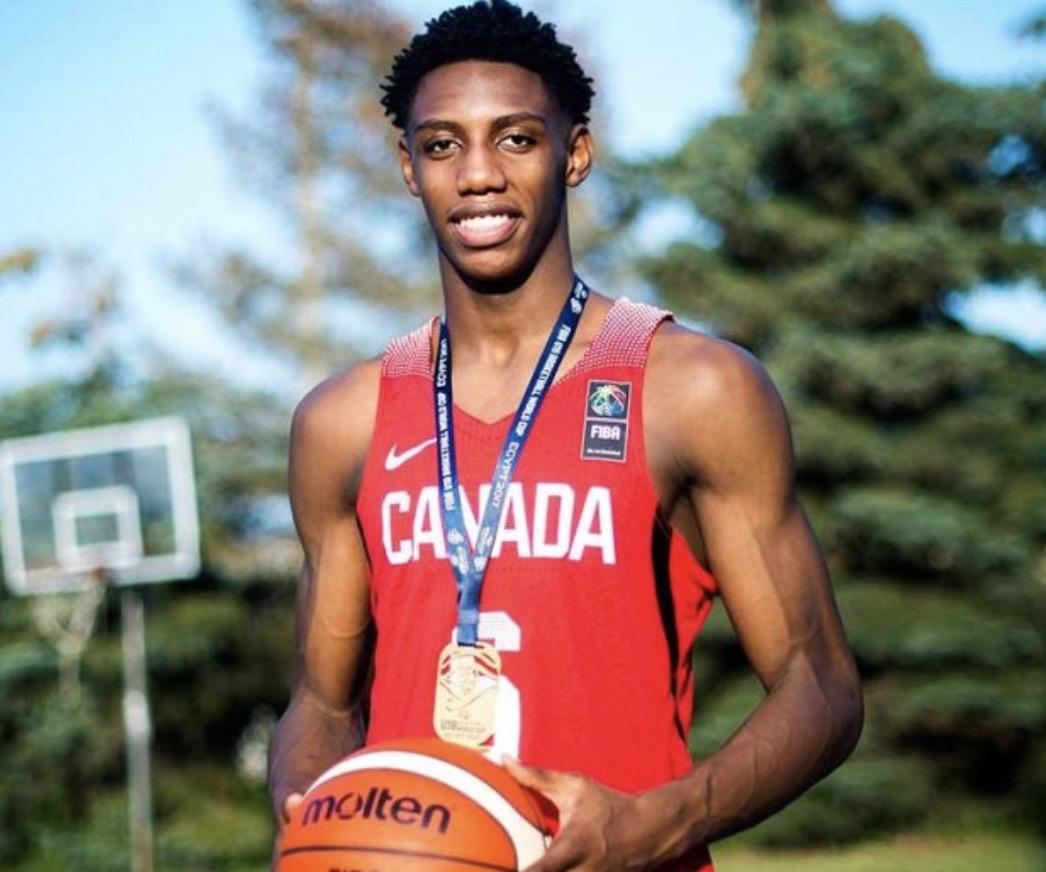 巴雷特:我仍未决定是否代表加拿大出战今夏男篮世界杯