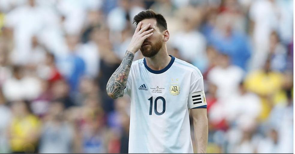 名宿:阿根廷足协不能总是让梅西觉得孤军奋战
