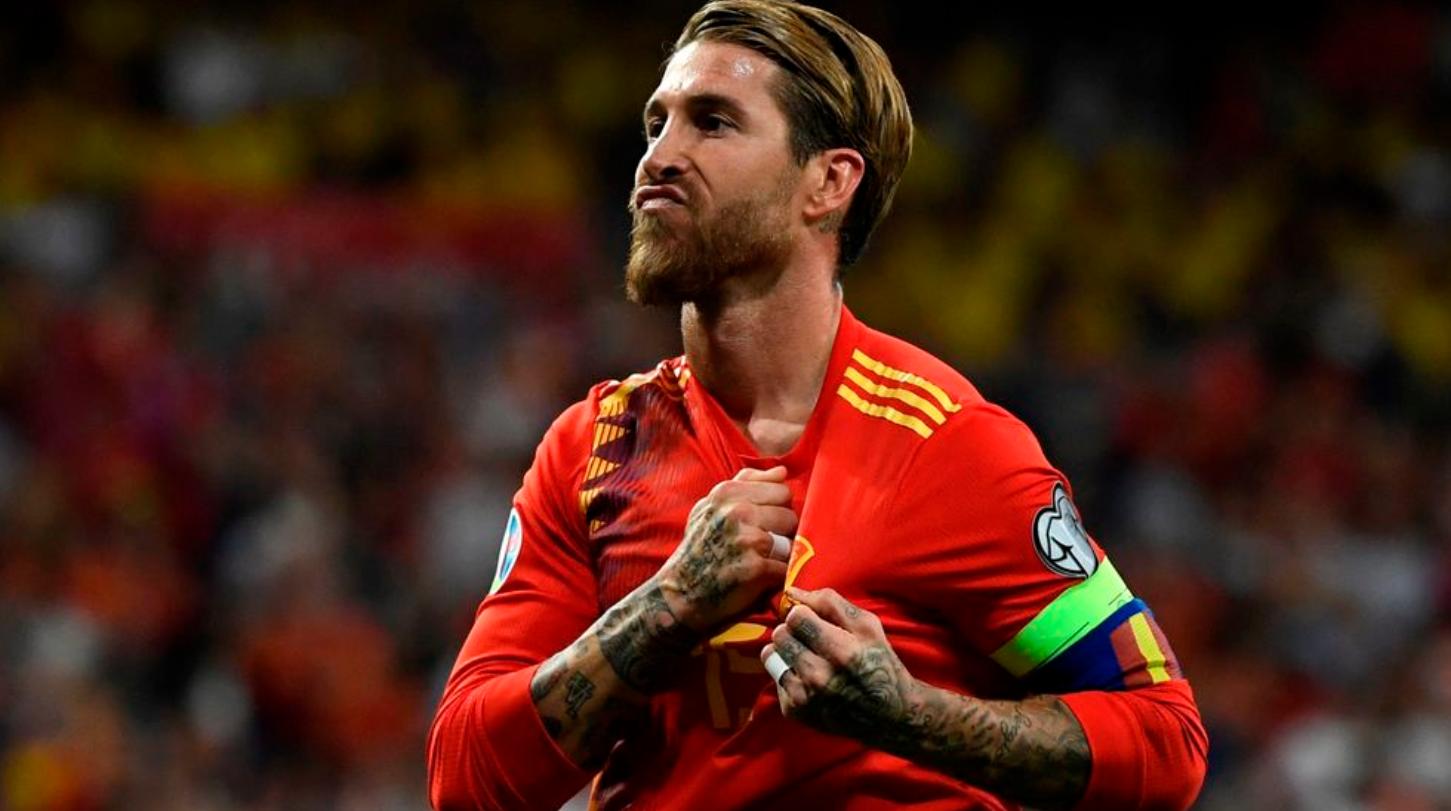 拉莫斯:西班牙有机会在明年捧回欧洲杯冠军
