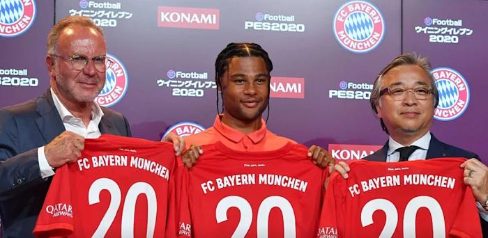 官方:KONAMI公司成为拜仁慕尼黑合作伙伴