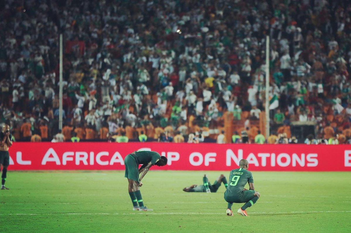 伊哈洛:对尼日利亚球迷说声抱歉,我们会尽力拿下季军