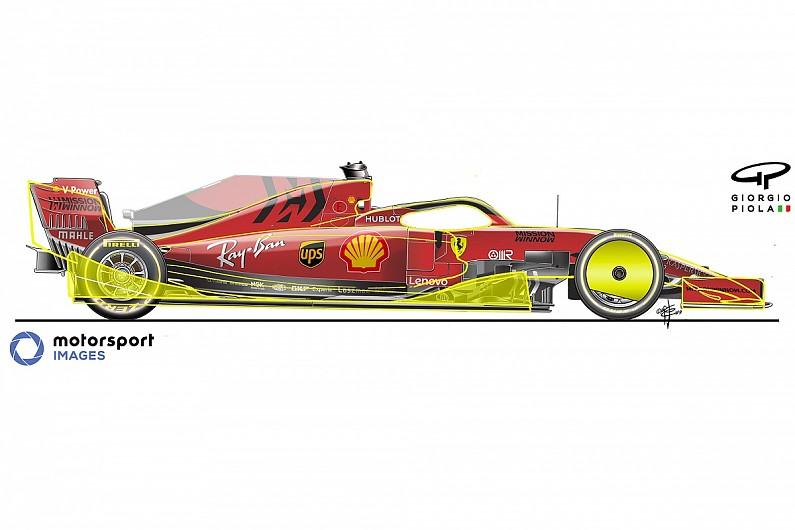 给后车拉尾流?F1新规则增加超车机会
