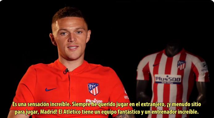 特里皮尔:一直梦想到海外踢球,尤其是来马德里