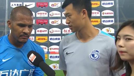 龙东:首秀进球感觉不错,但遗憾没能取胜