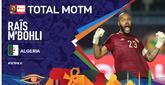 官方:阿尔及利亚门将姆博利希当选非洲杯决赛最佳球员