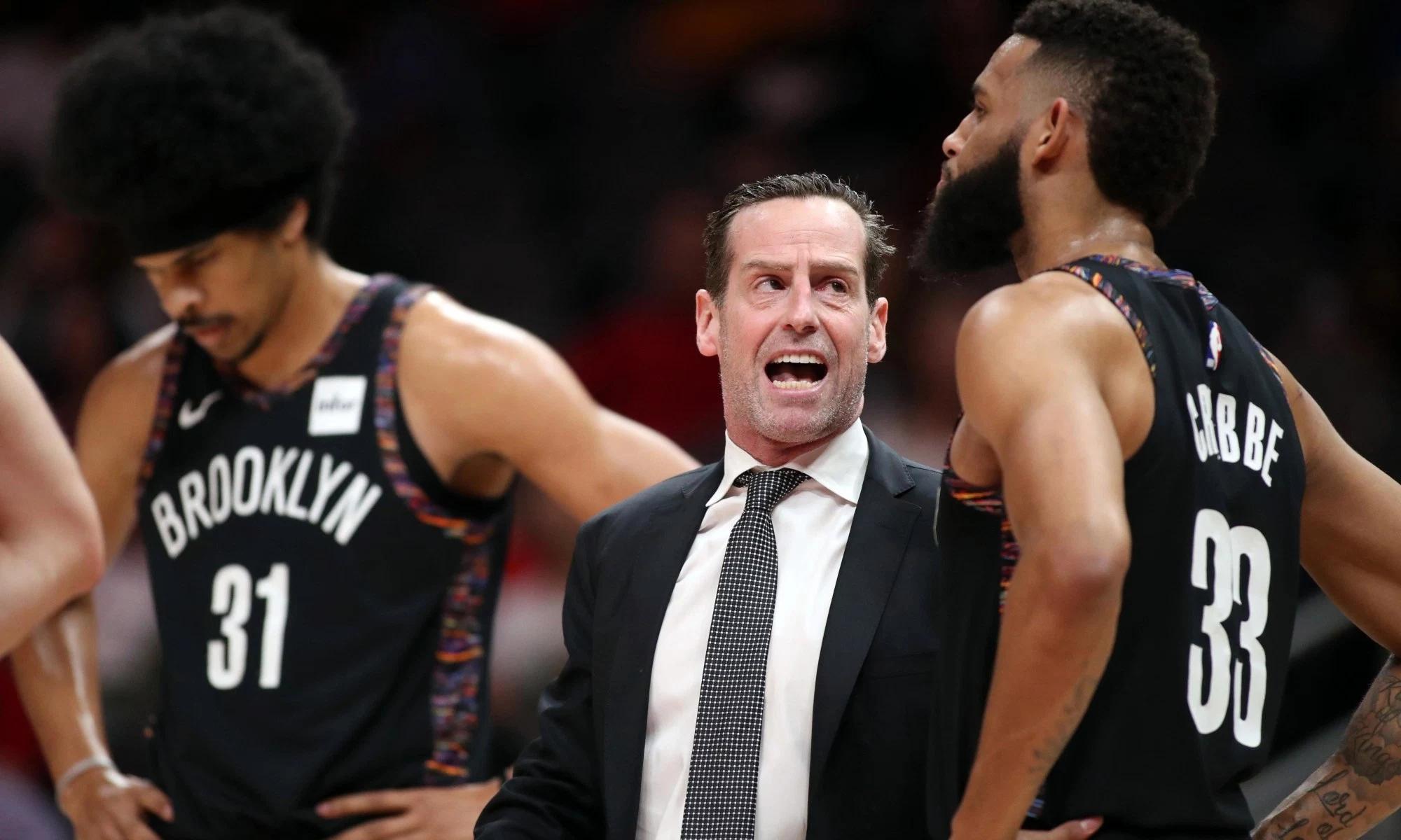 篮网总经理:球队需要适应变化,主教练会做他该做的事情