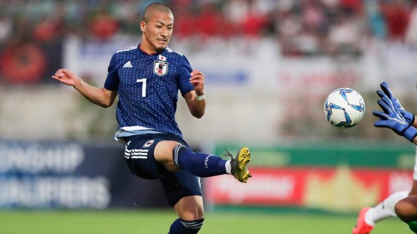 官方:日本国脚前锋前田大然租借加盟葡超马里迪莫