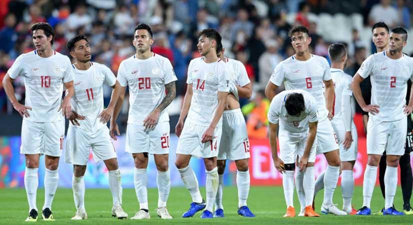 应对40强赛,菲律宾将召入5名有欧洲经验的混血球员