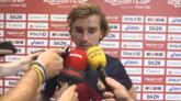格列兹曼:不管踢什么位置,目前还要学习巴萨的足球