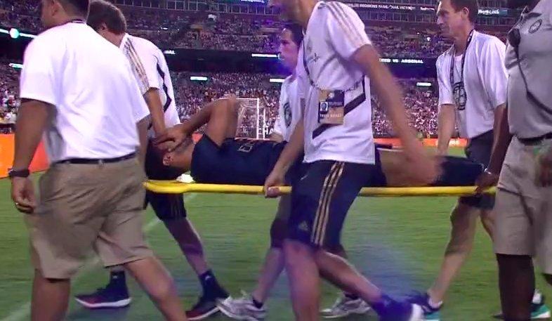 噩耗,多家媒体确认:阿森西奥可能左十字韧带撕裂