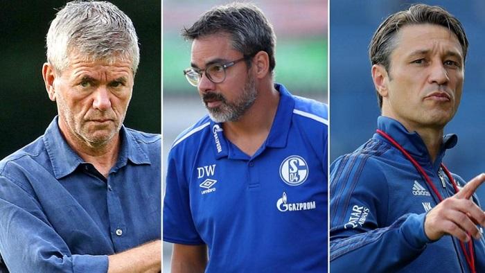 德甲教练谁最先下课:沙尔克新帅赔率第一