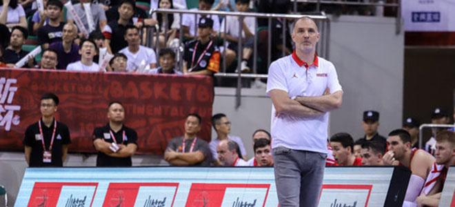 克罗地亚主帅:中国在世界篮坛已是一支强队