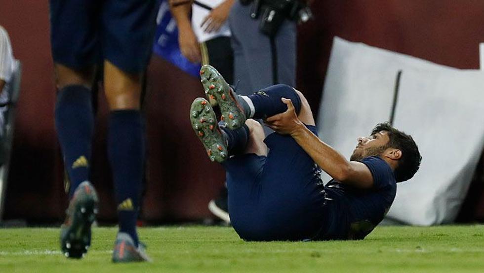 跟队记者:阿森西奥忧伤极了,他为新赛季废弃了欧青赛