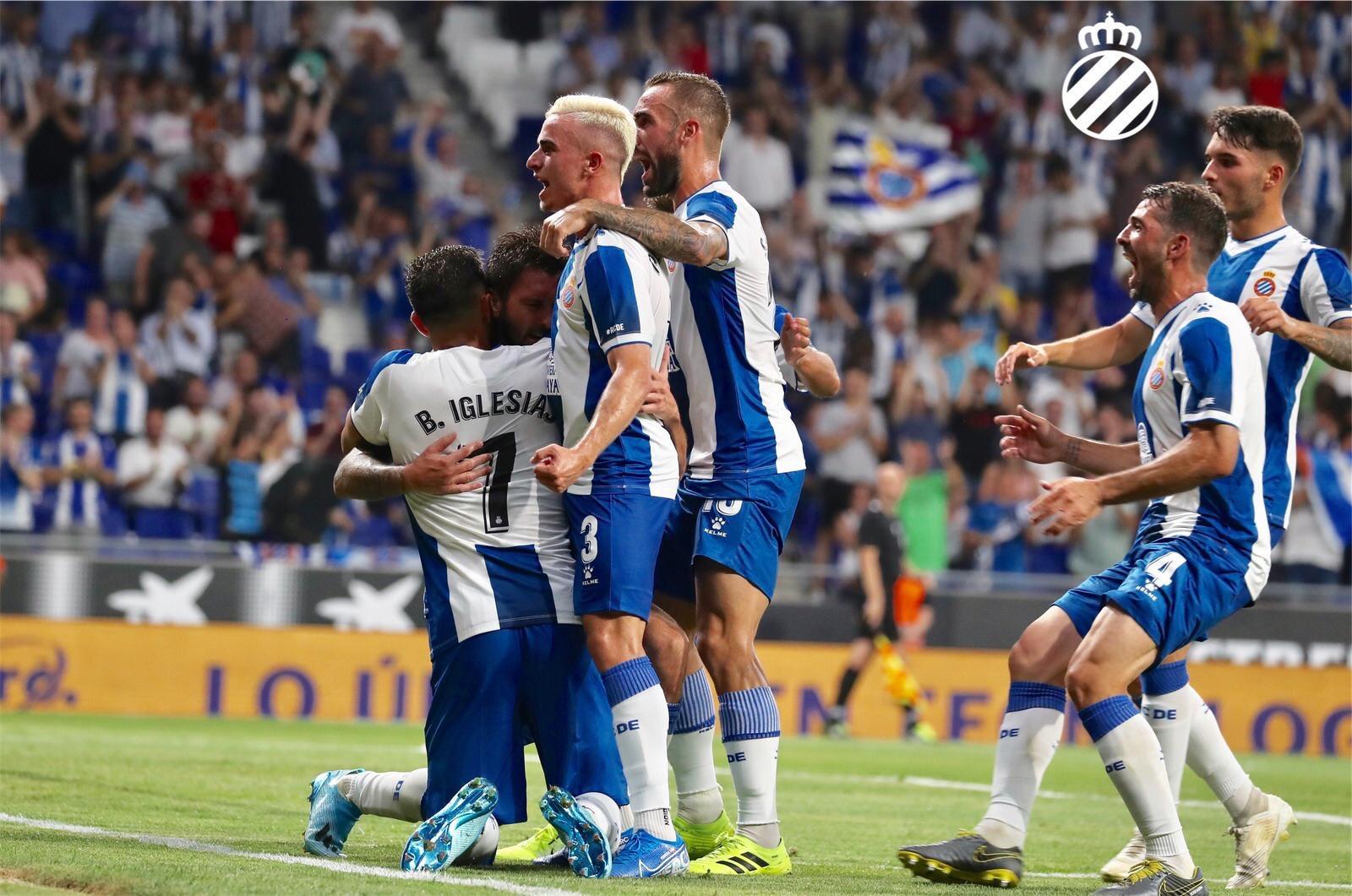GIF:伊格莱西亚斯破门,西班牙人3-0斯塔尔南