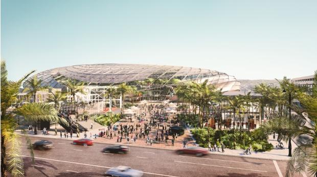 鲍尔默:新球馆将在2024年建成,不会因外界阻力退却