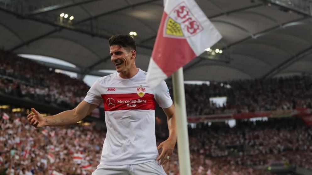 新赛季开启!斯图加特德乙揭幕战击败汉诺威,戈麦斯进球