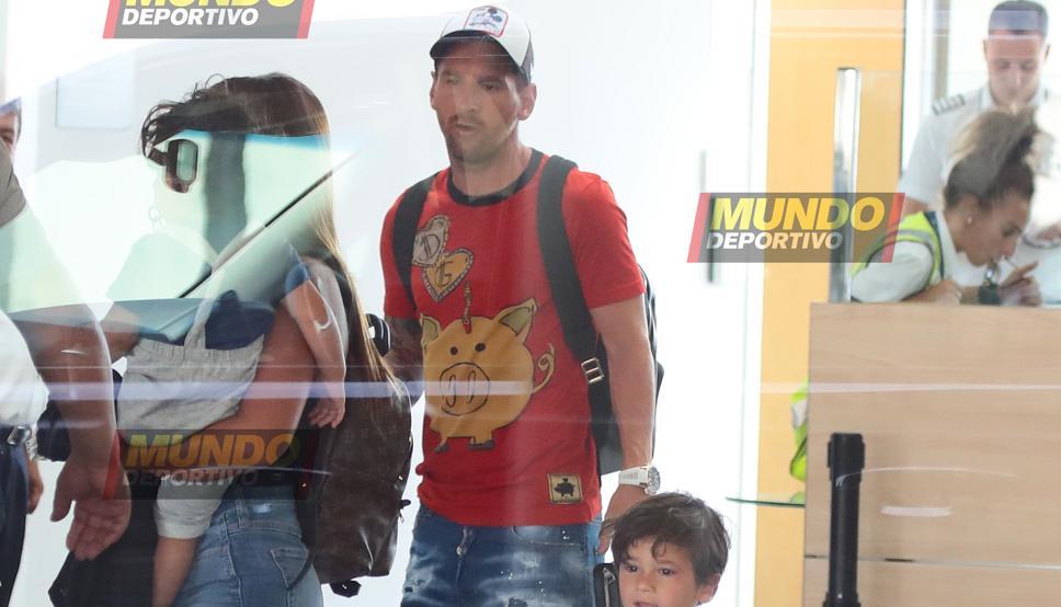哥俩真好!梅西回西班牙后,还会和苏牙去伊比萨岛度假
