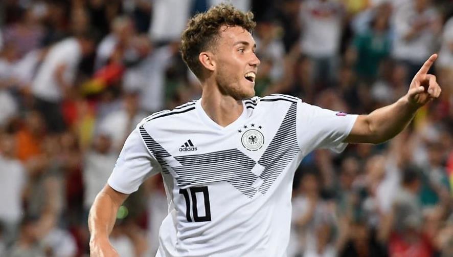 菲利克斯继任者?葡媒:本菲卡正在求购德国U21金靴