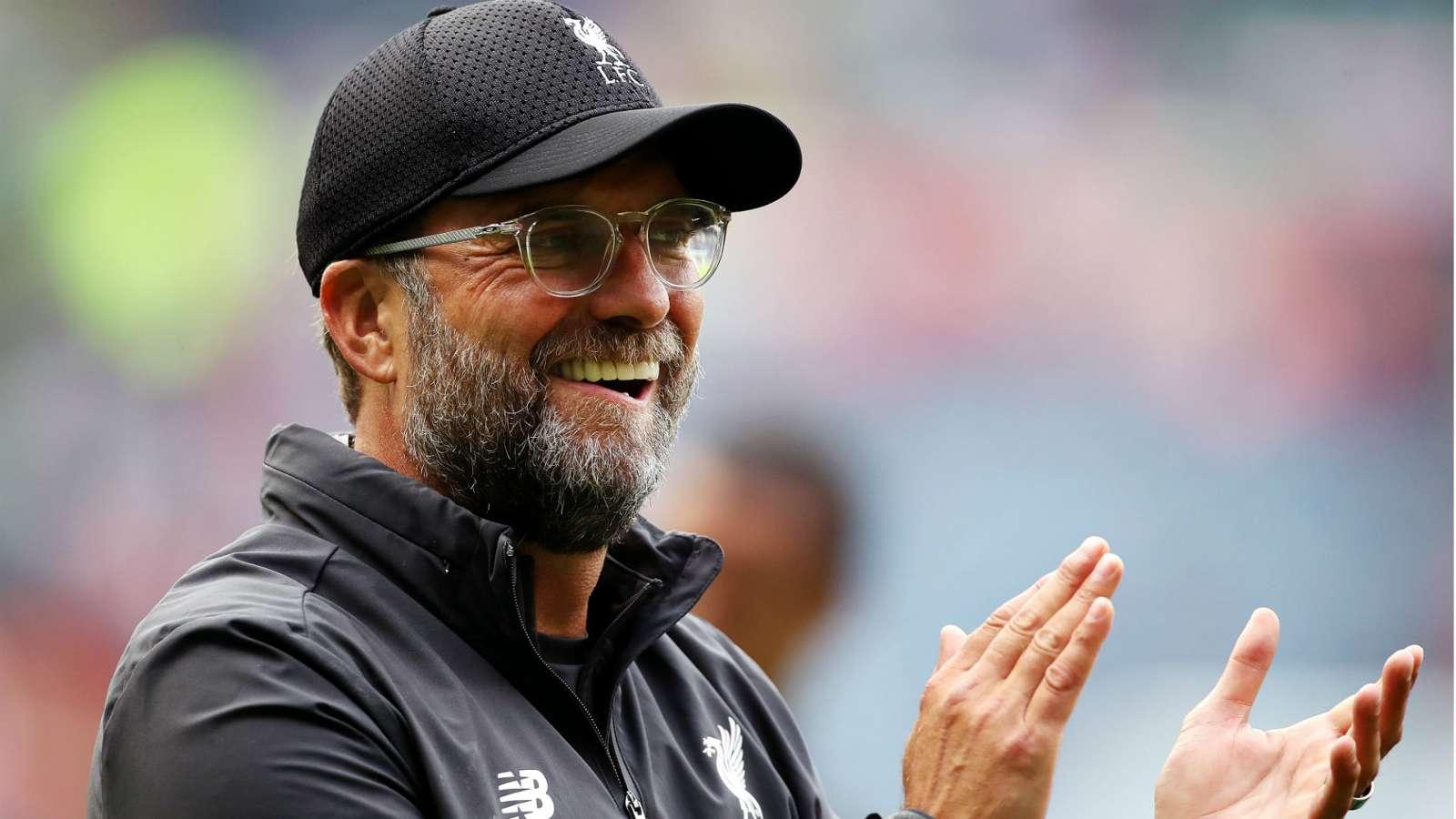克洛普:新赛季英超争冠更激烈,抢手并非惟独利物浦曼城