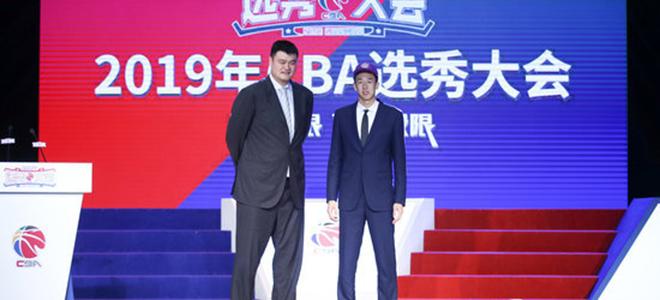 王少杰:期待接受马布里的指导,力争最佳新秀