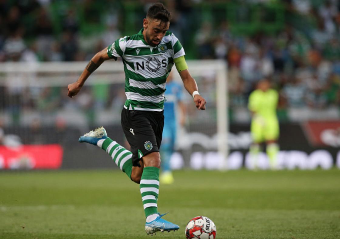 未雨绸缪,葡萄牙体育相中布鲁诺-费尔南德斯的替代者