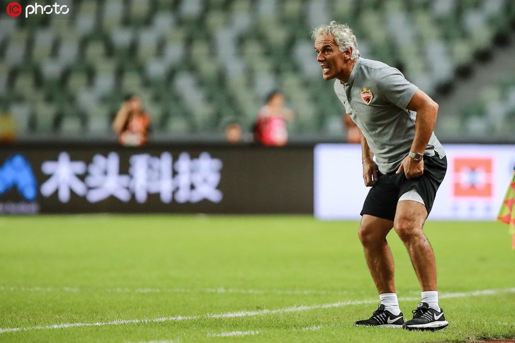 多纳多尼:没赢球是因为输怕了,希望别给球员太多压力