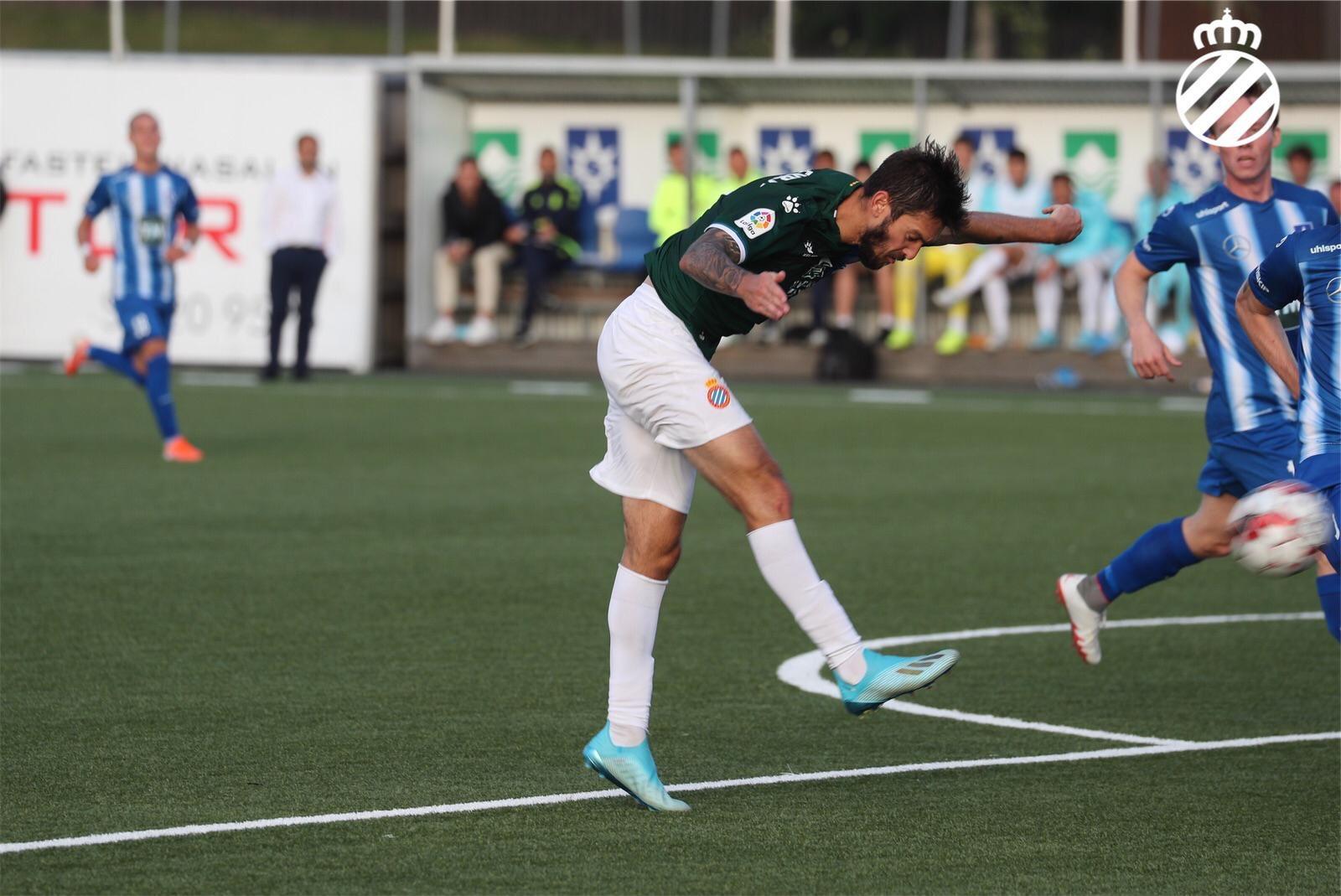 GIF:费雷拉抽射再下一城,西班牙人3-0斯塔尔南