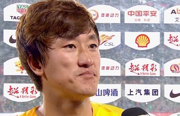 池文一:以前没在工体出场过,这次展现给北京球迷看看